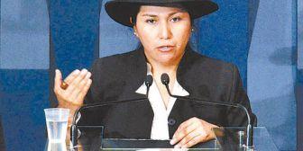 Chile no oficializa aceptación de entrevista y Bolivia ofrece hasta un avión para Muñoz