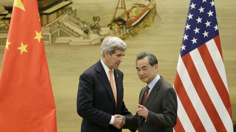 El encuentro en Pekin tuvo como principal objetivo hacer hincapié en la prueba atómica de Corea del Norte