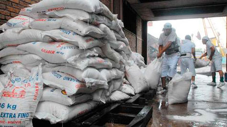 Productores estiman menor  producción de azúcar en 2016