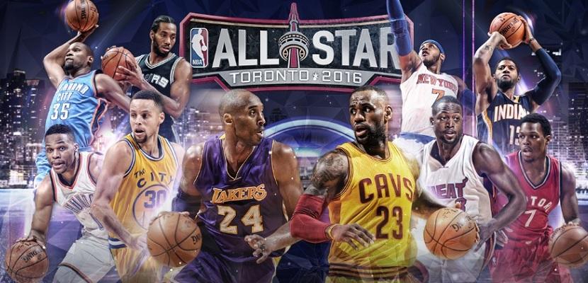 NBA All Star Cómo ver el partido de las estrellas del NBA All Star 2016