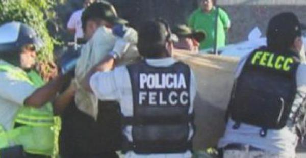 La Felcc registró un hecho de sangre el último día del 2015, dos personas fallecieron. La foto referencial y no corresponde al suceso