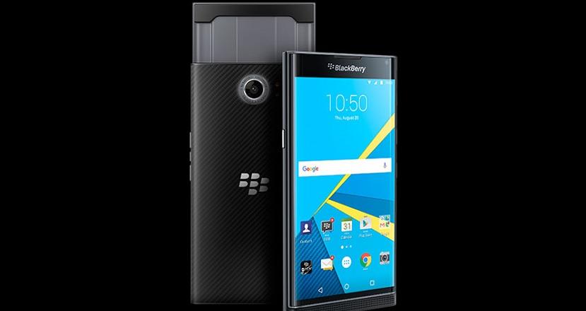BlackBerry Priv Instala las aplicaciones de BlackBerry en tu Android