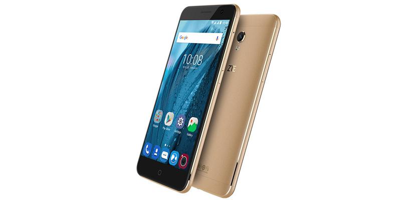 zte blade v7 mwc ZTE anuncia el Blade V7 con pantalla de 5,2 1080p, cuerpo en metal y Android 6.0 Marshmallow