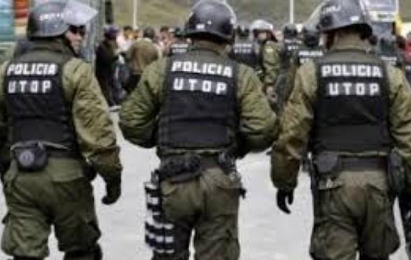 Policía: Tras una semana en funciones, cambian al comandante regional de El Alto