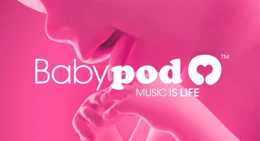 Babypod Babypod, así es el altavoz para los bebés en el embarazo