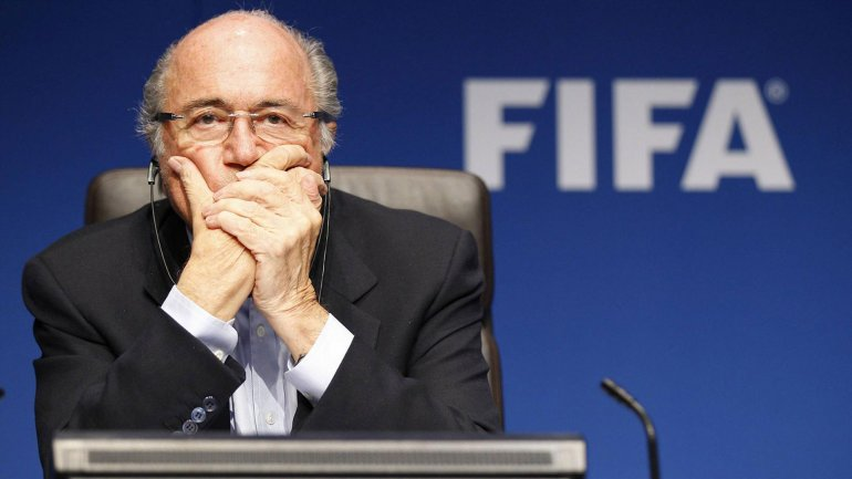 Para Joseph Blatter, las reformas votadas recientemente ayudarán a su sucesor Gianni Infantino en esta nueva era de la FIFA.