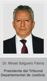 Dr. Mirael Salguero Palma