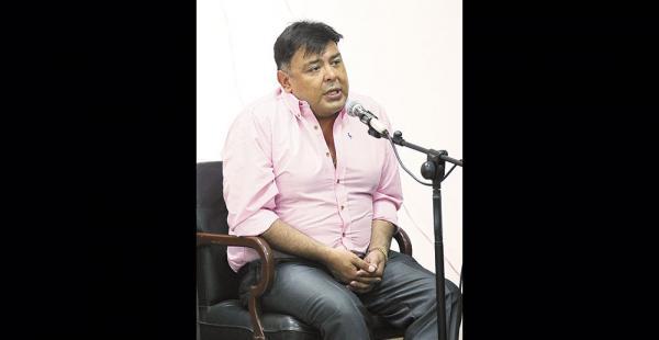 El coronel Julio Larrea inició su testimonio a finales de febrero