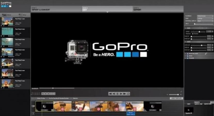 video editor gopro GoPro compra las aplicaciones Replay y Splice