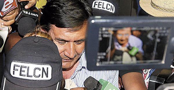 El Gobierno capturó al empresario acusado de narcotráfico entre Bolivia y Argentina