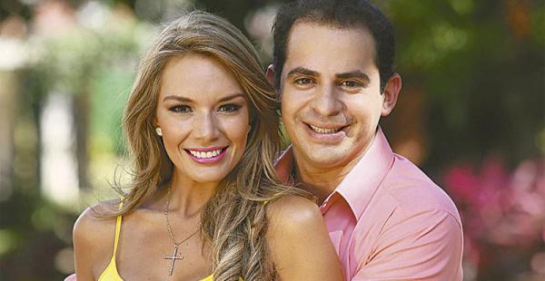 Jéssica Suárez Y Ronico Cuéllar