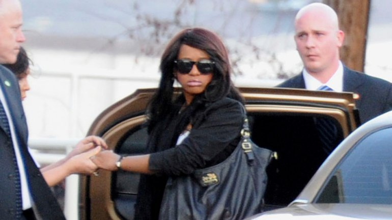 Bobbi Kristina Brown era cantante como su padre, Bobby Brown, y su madre, Whitney Houston