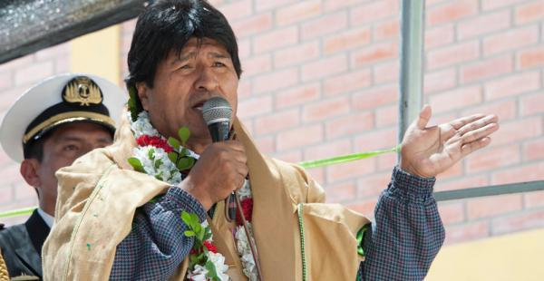 Morales calificó a las mujeres como pilar de la familia