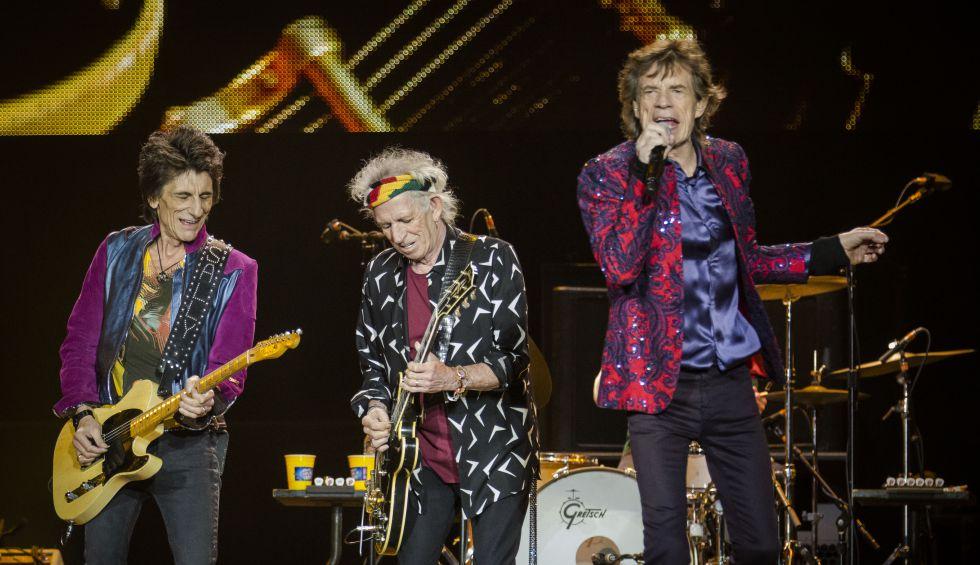 The Rolling Stones en México