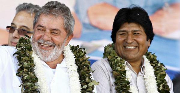 Un senador opositor de Bolivia viajó al vecino país para sostener una reunión con el vicepresidente del Tribunal de Cuentas de la Unión.