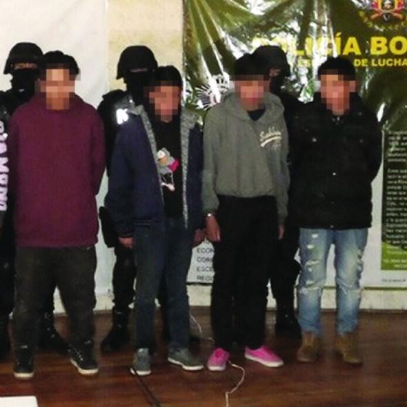 Cártel Family asaltó otras tres veces en Sopocachi y Miraflores