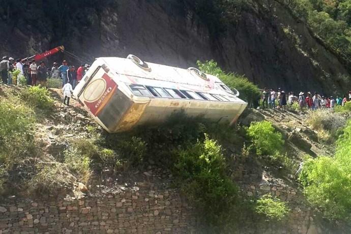 Dos accidentes siegan tres vidas y atestan de heridos hospital en Sucre