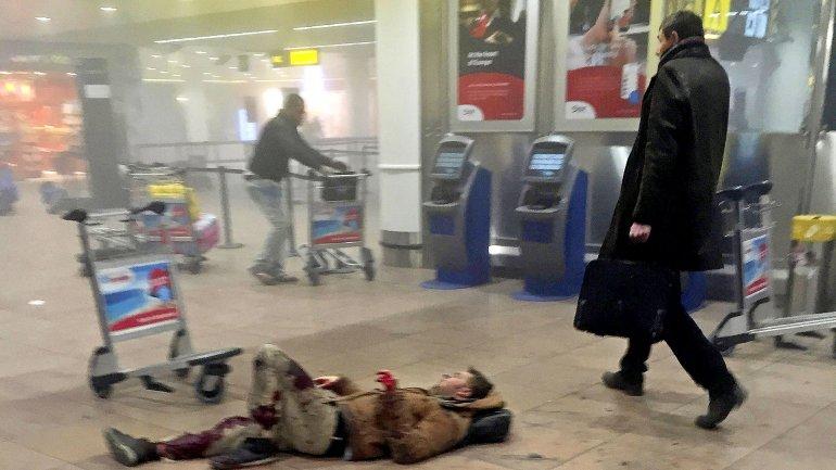 Los ataques en Bruselas el pasado martes 22 de marzo dejó al menos 31 muertos