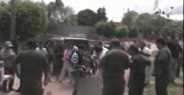 Medios en la capital cruceña reflejaron la muerte del ciudadano brasileño