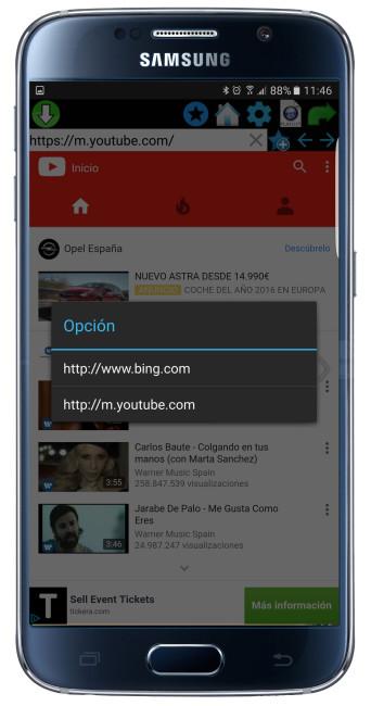 Fuentes de los vídeos QMV Descargar Video