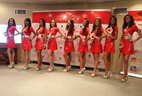 Gloria Limpias aclaró que la corona que se entregará es el de Miss La Plata