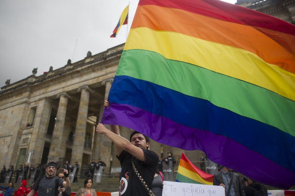 Matrimonio gay en Colombia