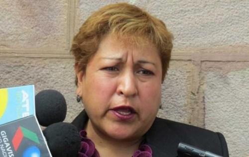 Magistrada del TCP dice que justicia vulnera el derecho a la defensa de Gabriela Zapata
