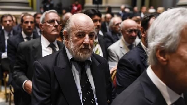 Juez federal. Claudio Bonadio