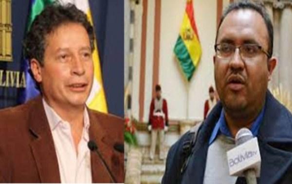 Ministros advierten a Zapata con acciones legales si no prueba acusaciones