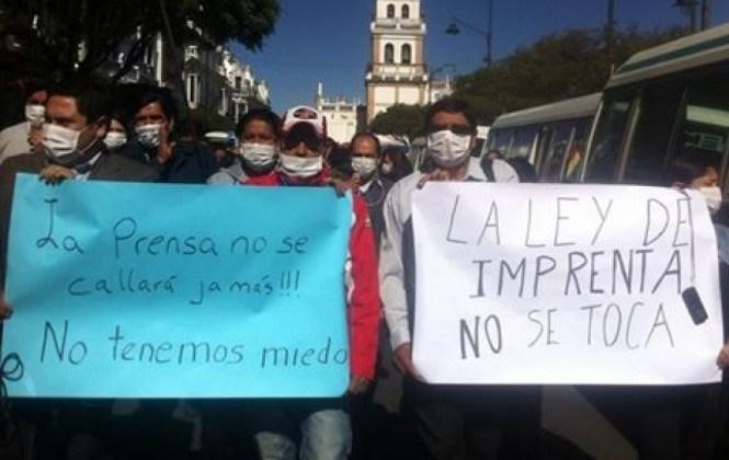 Periodistas y medios aseguran que Quintana no los amedrentará