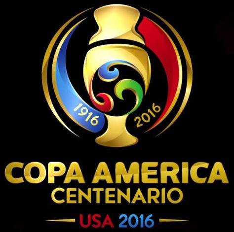 Logo Copa América Centenario