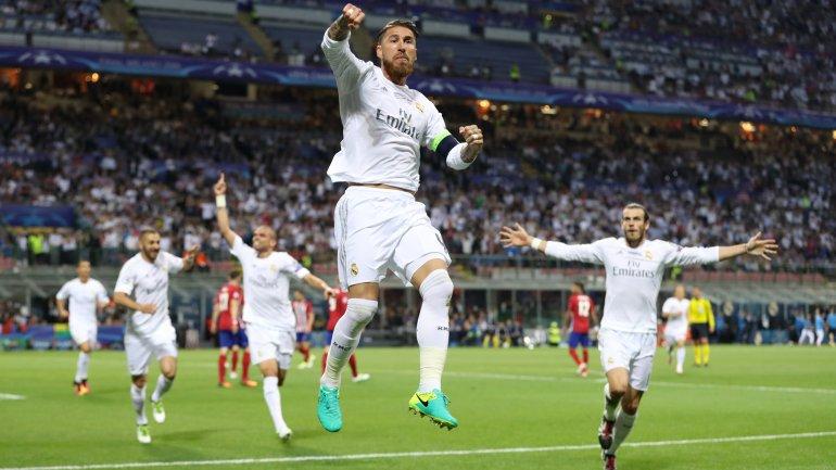 El Real Madrid le ganó por penales al Atlético y es campeón de la Champions