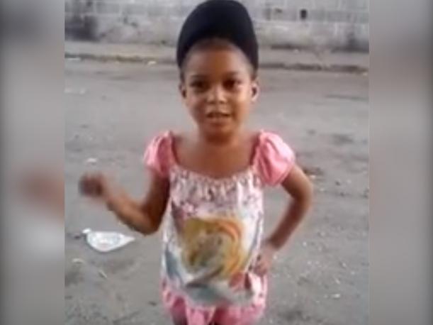 ¿Qué verdades le dijo esta pequeña de 7 años a Nicolás Maduro?