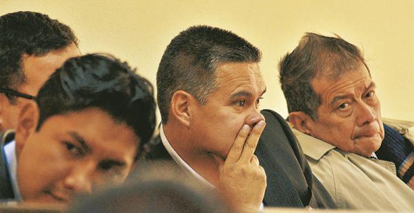 rechazaron otro recurso un juez negó ayer un recurso de libertad para león Eduardo León es acusado por Zapata de definir la estrategia sobre el supuesto hijo de Evo