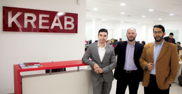 Mario Osuna, Edmundo Rodríguez y Edmundo Zogbi lideran Kreab en Bolivia