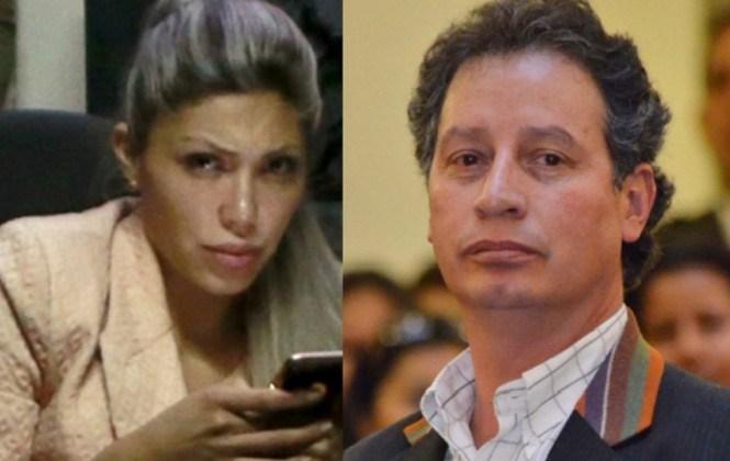 Opositores critican a la Fiscalía por no investigar a ministro Navarro que tomó café con Zapata