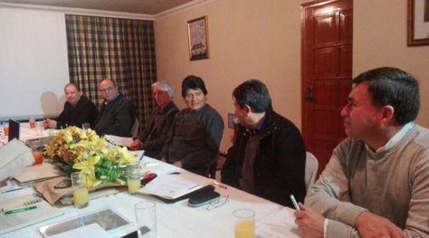 Consejo del Silala se reúne en la residencia presidencial