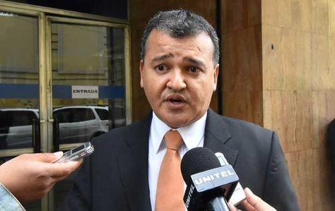 El presidente de la Confederación de Empresarios Privados de Bolivia (CEPB), Ronald Nostas. Foto: La Razón