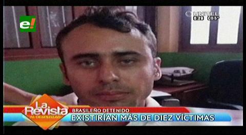 Detienen a pandillero brasilero que asesinó a un boliviano en Guayaramerín