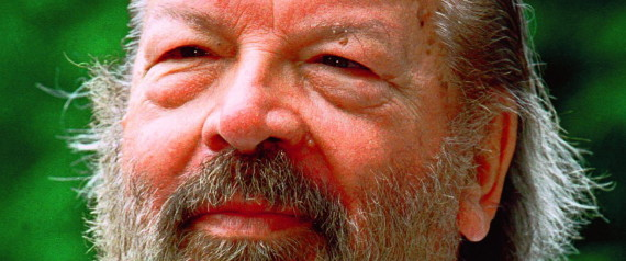 Portrait of 69 years-old Italian actor Bud Spencer, taken in Dresden, eastern Germany, Sunday July 11, 1999. Spencer is in Dresden as a special guest of a truck-car meeting. (AP Photo/Matthias Rietschel)