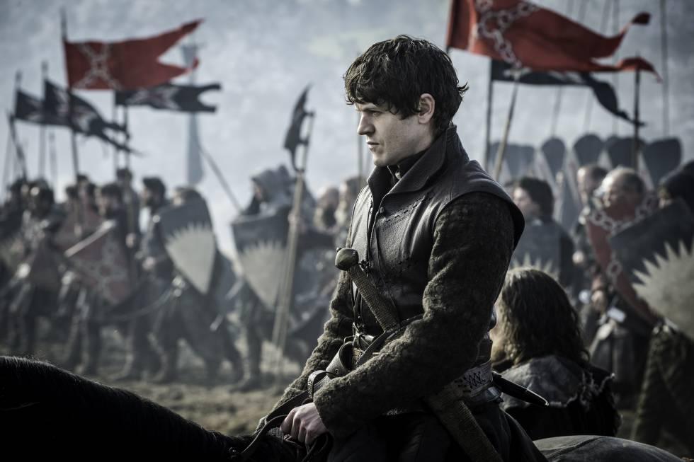 Ramsay Bolton, interpretado por el actor Iwan Rheon, es uno de los personajes más sádicos de la serie.