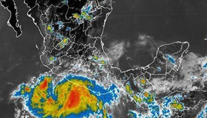 Tormenta tropical Blas