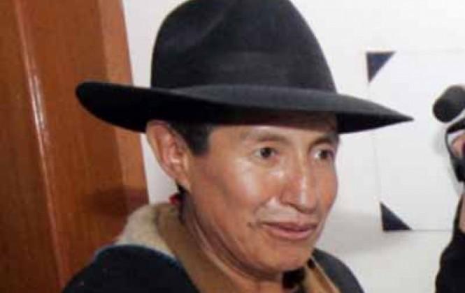 Diputado Quispe denuncia que se extinguió la comisión de fiscales del caso Fondo Indígena
