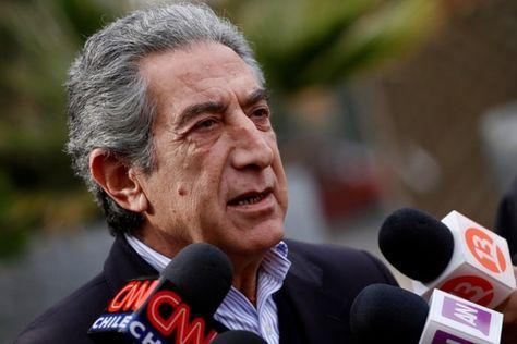 El diputado chileno Jorge Tarud. Foto: www.emol.com
