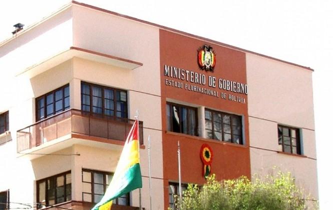 """Ministerio de Gobierno dice que no corresponde la amnistía para procesados en caso """"Terrorismo"""""""