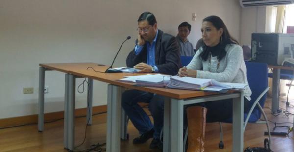 El Ministro de Economía cuestionó las proyecciones de organismos internacionales sobre el crecimiento económico de Bolivia, como el FMI porque -dijo- que sus cálculos siempre son erróneos