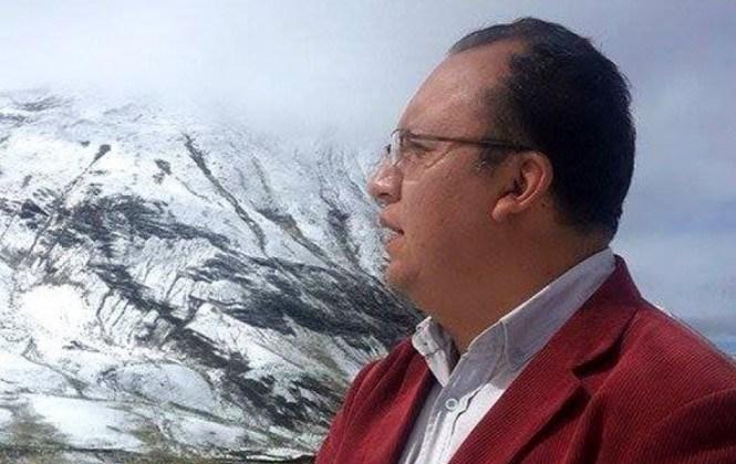 Reportan recuperación paulatina del periodista Cristian Sailer