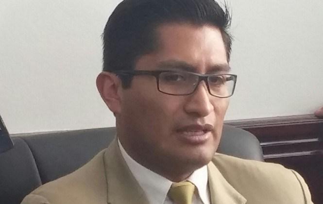 """Respecto a Achacollo, fiscal dice que """"todo está permitido mientras no esté prohibido por ley"""""""