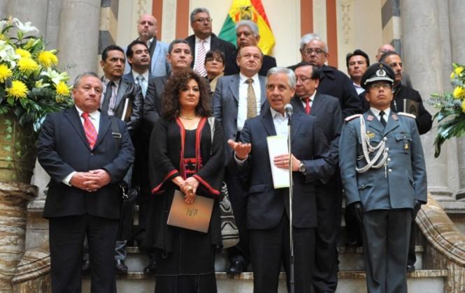 Comisión definirá si se debate o no Ley de Imprenta y ley de medios, afirma ministra Paco