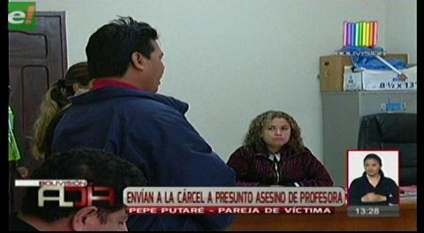 Acusado de matar a su pareja denuncia que fue torturado para inculparse